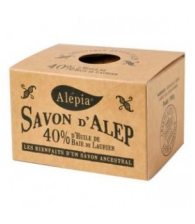 Savon d'Alep traditionnel 40 %