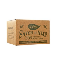 Savon d'Alep traditionnel 25 %